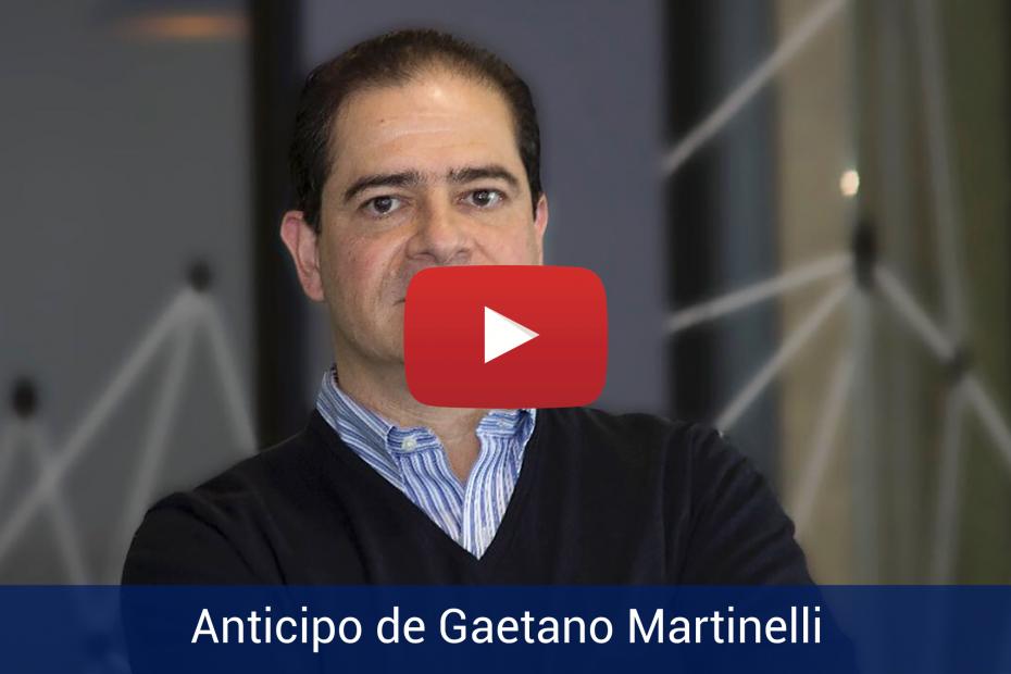 Anticipo de la entrevista de AEI Business School a Gaetano Martinelli