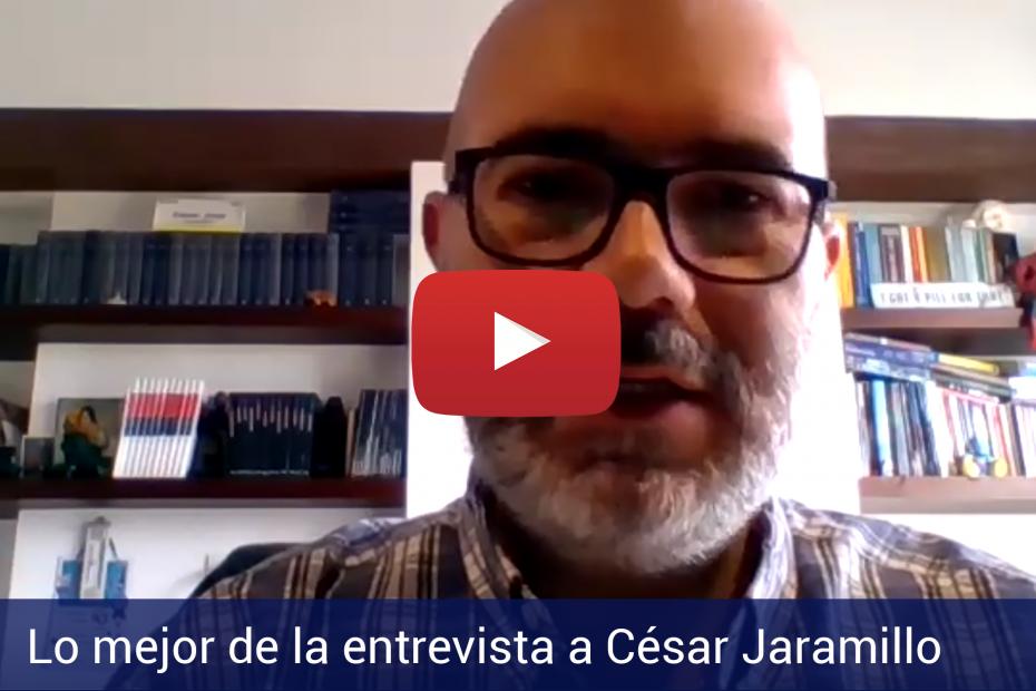 Lo mejor de la entrevista de AEI Business School a César Jaramillo Medical Director ABBOTT