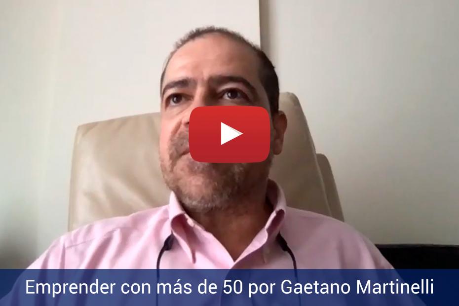 Gaetano Martinelli habla a AEI Business School sobre emprender con más de 50