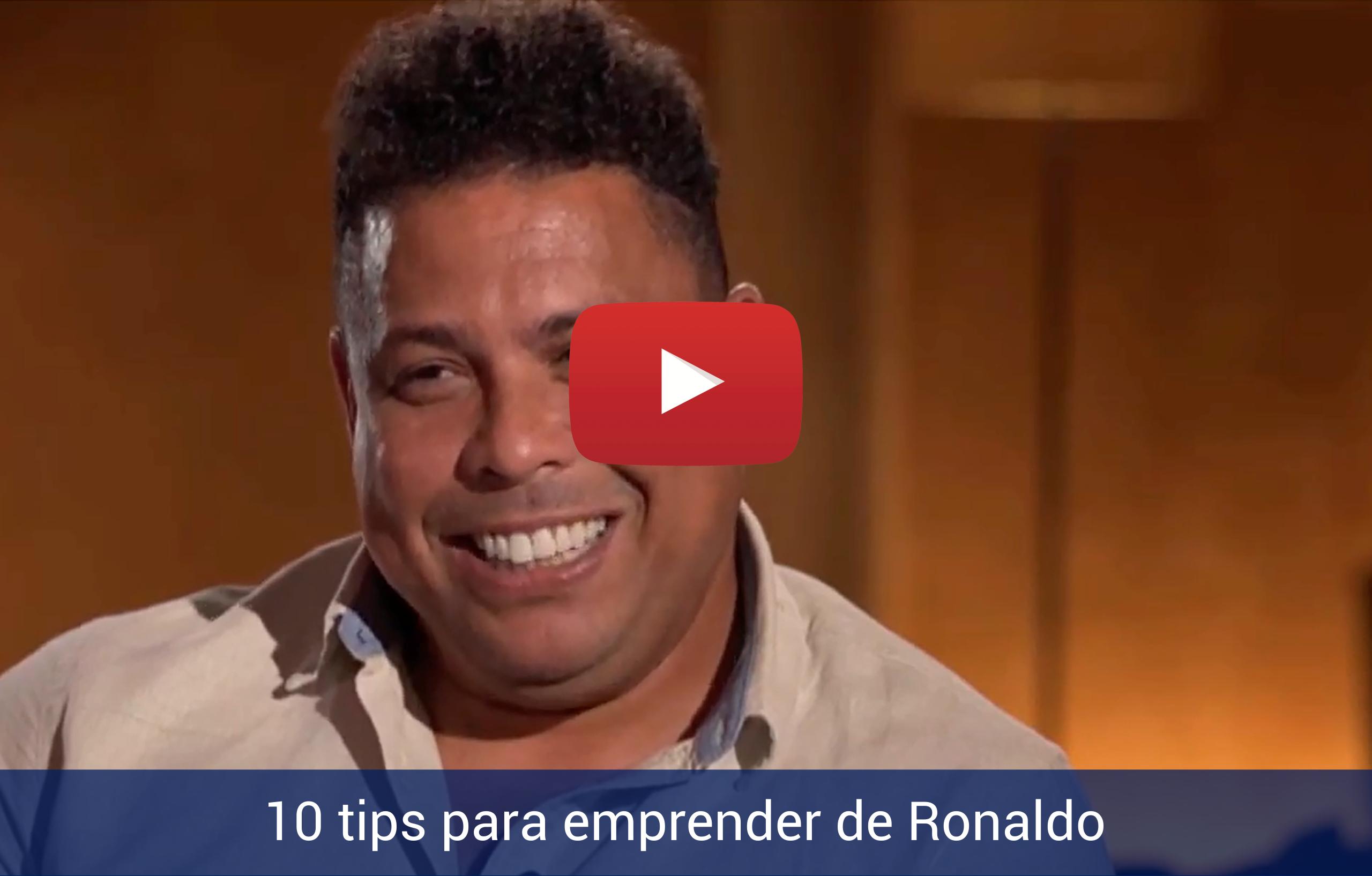 Tips de Ronaldo para emprender - AEI Business School