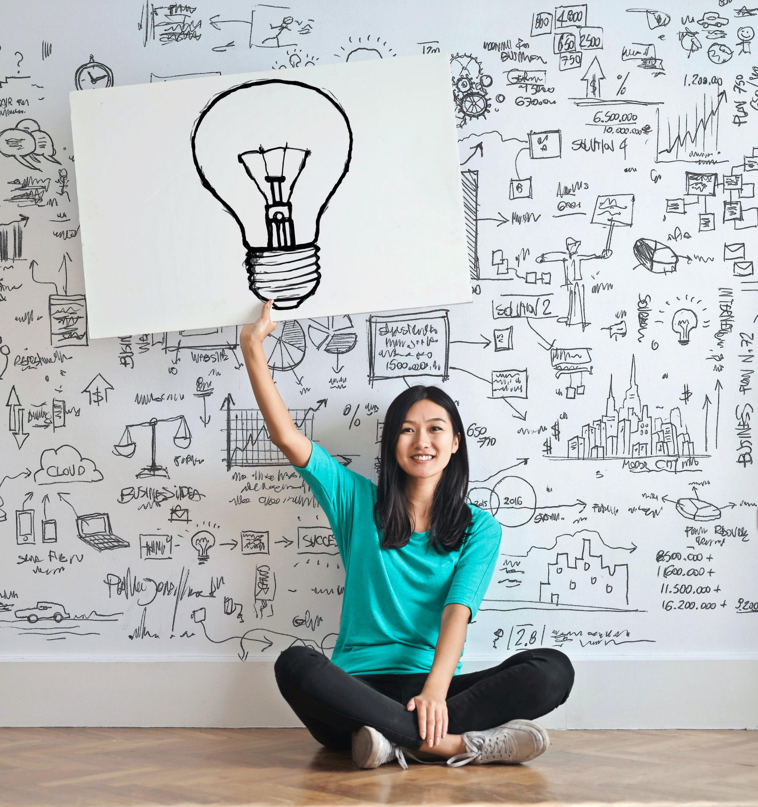 CONSEJOS PARA AUMENTAR LA CREATIVIDAD - AEI BUSINESS SCHOOL